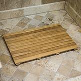 Dřevěné rohože