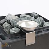 Kovové odpařovací nádoby