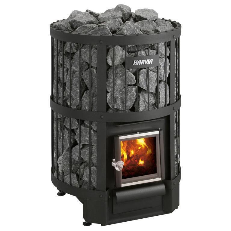 Saunová kamna na dřevo a komíny